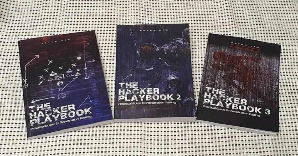 تحميل سلسلة The Hacker Playbook كاملة