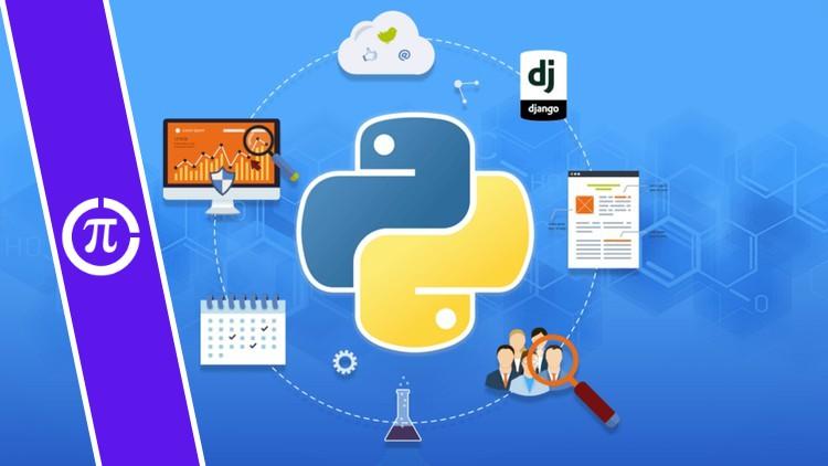 دورة في تعلم Python عن طريق القيام:  ببناء 4 تطبيقات Django في العالم الحقيقي