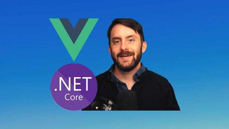 دورة مجانية لتصبح مطور متكامل في Vue.Js و NET Core وتطوير الويب ب PostgreSQL
