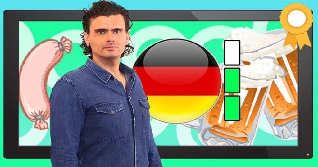 دورة كاملة لتعلم اللغة الألمانية مع مدرس أصلي - مستوى متوسط