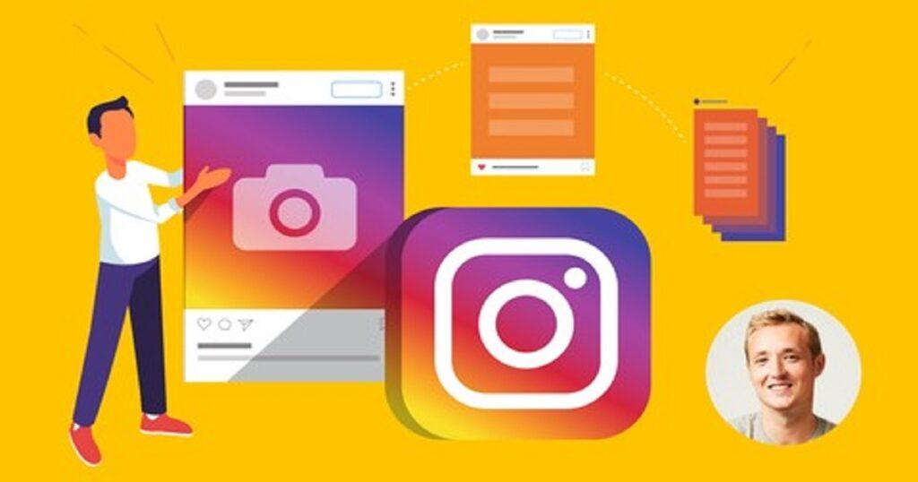 دورة لتعلم التسويق باستخدام Instagram (Hashtags ، Live ، Stories ، Ads)